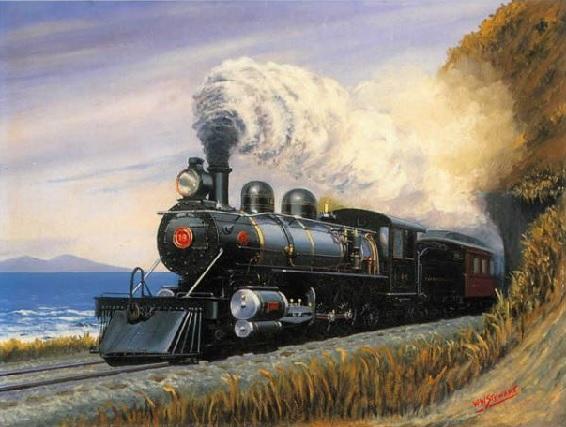 Loco Wellington Manawatu Railway Company 1900