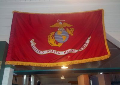 United States Marine Corps Flag -  Christine Johnson