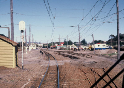 Station Yard Alterations - 1985 - Trevor Jones